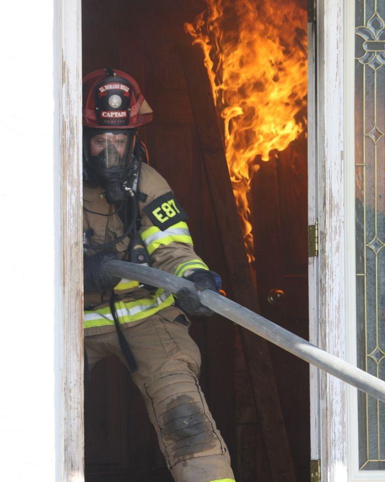 Training Burn Advisory was a Success