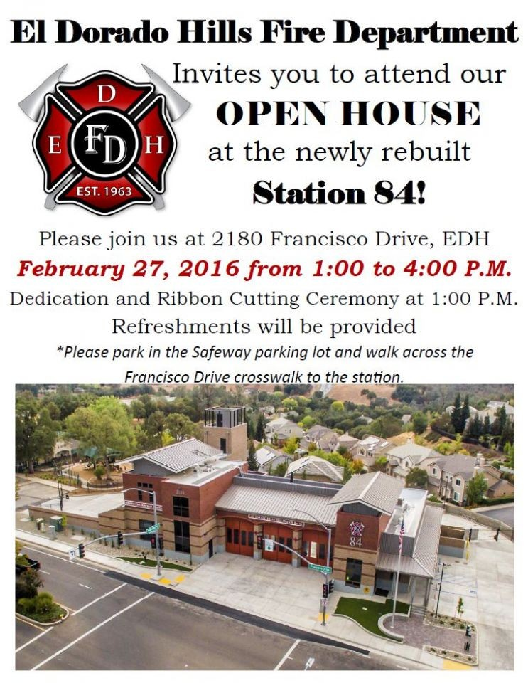 Station 84 Open House