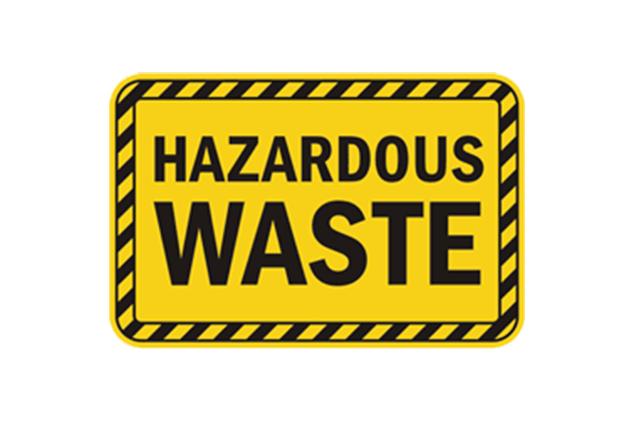 Household Hazardous Waste - CANCELLED