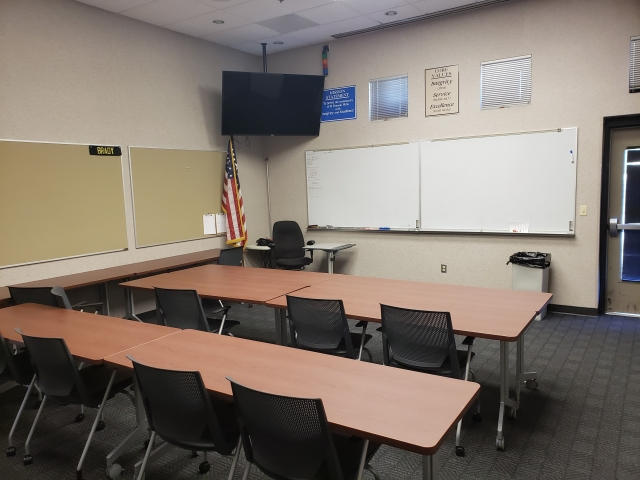 Station 86 Conference room